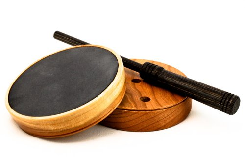 Turkey Call, Custom SLATE Pot Call w/ video - Call Turkey Slate Friction