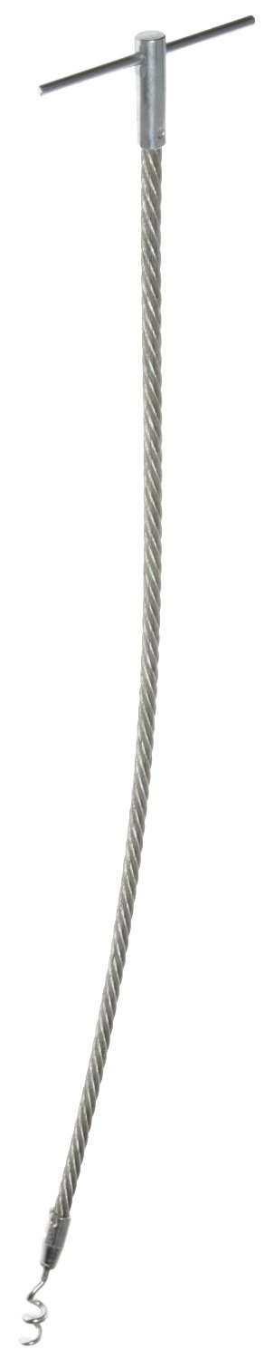 Palmetto 1100 Packing Extractor, flexible shaft, non-removeable tip, Size F-0, 6-1/2 inch length, for packing sizes 1/8 & up