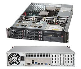 New Supermicro 2U SuperServer SYS-6028R-TT with full warranty