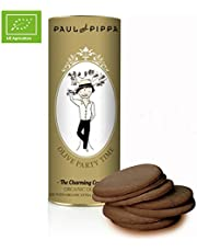 Paul & Pippa - Galletas de Olivada Ecológicas 150gr.