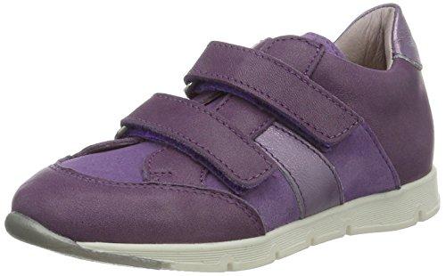 Däumling Mädchen Juliane Low-Top Violett (Fortuna glicine25)