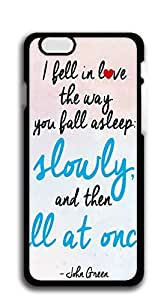 Customized Dual-Protective case for iphone 6plus - fault in our stars shy couple by Maris's Diary