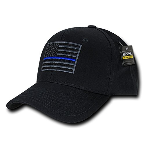RAPDOM Tactical USA Embroidered Operator Cap - Black TBL
