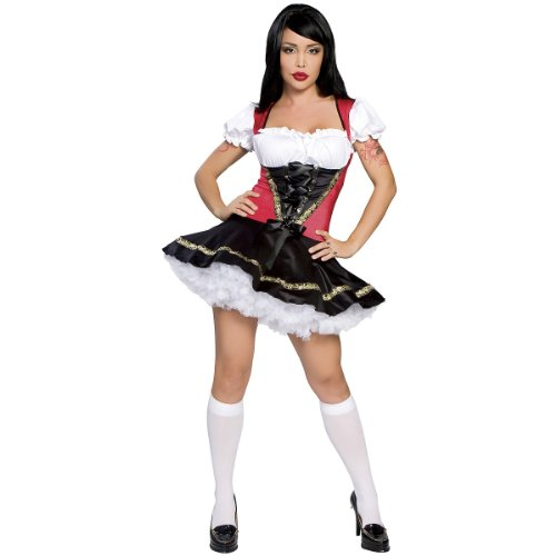Beer Girl Adult Costume - Small/Medium