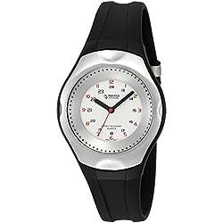 Prestige Medical Nurse Cyber GEL-Scrub Watch, Black