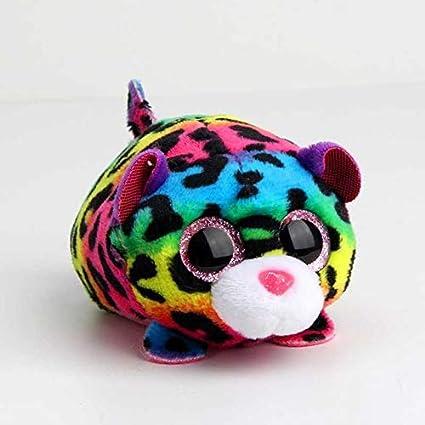 f94f64c5463 Panrot 10CM Mini Original Ty Plush Toys Beanie Boos Big Eyes fox unicorn Pocket  TSUM Candy