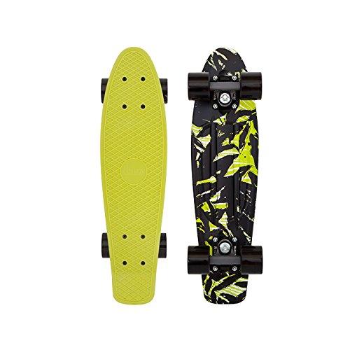 Penny Classics Complete Skateboard, Shadow Jungle, 22'' L