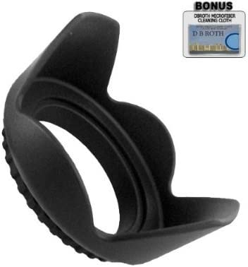 XF305 Professional Camcorder Pro Digital Hard Lens Hood for The Canon XF300