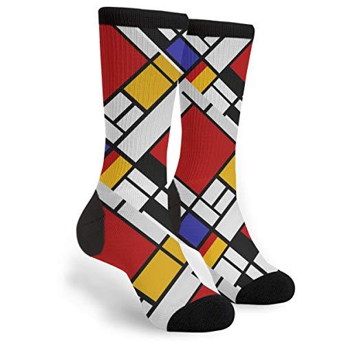 Women's Men's Fun Novelty Crazy Crew Socks