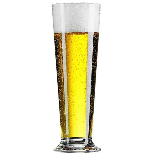 Linz Highball Glasses 13oz / 390ml - Set of 6 | 39cl Glasses, Beer Glasses, Pilsner Glasses, Oversized Half Pint Glasses, Linz Hiball Glasses Arc International
