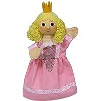 ABA ABA7111930cm Rosa Principessa Regina marionetta