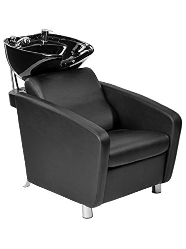 BR Beauty Shelby Backwash Unit (Black)