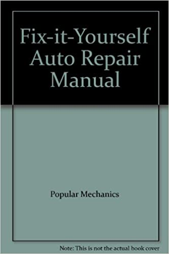 Fix it yourself auto repair manual popular mechanics amazon fix it yourself auto repair manual popular mechanics amazon books solutioingenieria Gallery