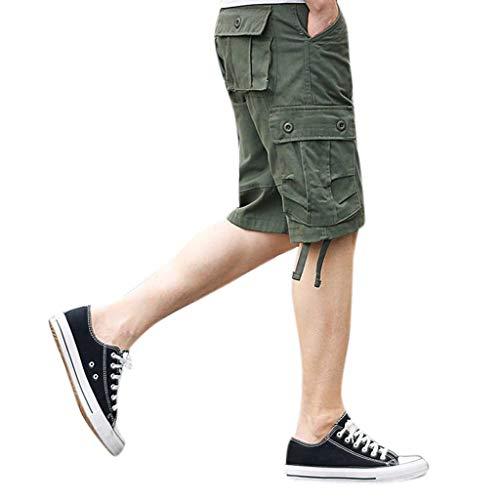 Corti Multi Advanced Verde Tactical Nuovo Alla Moda Cotone Pantaloncini Pant Tattici Uomo tasca Cargo Da Uomoin Shorts Pantaloni Short Stile HxnnvR6tZ