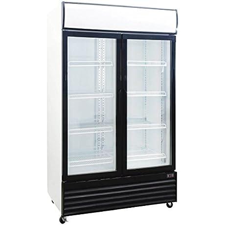 1000 Liter Display Beverage Cooler Merchandiser Refrigerator 35 3 Cu Ft