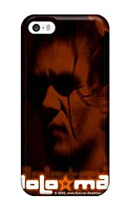 Tough Iphone TLRDVlO7683qjwFG Case Cover/ Case For Iphone 5/5s(paolo Maldini)