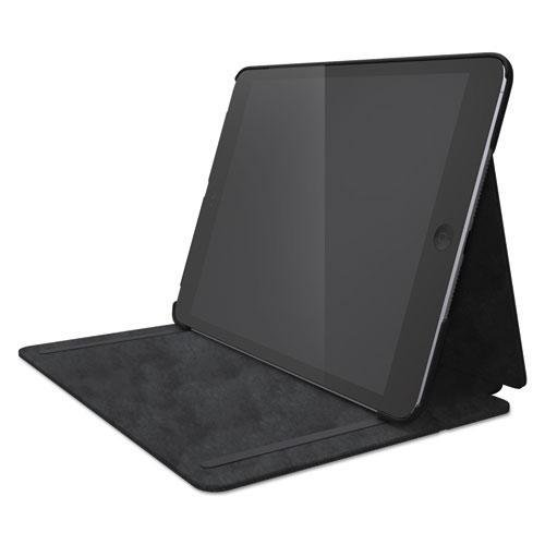 KENSINGTON 44433 Hard Folio Case and Adjustable Stand for iPad 5, Slate (Kensington Slate)