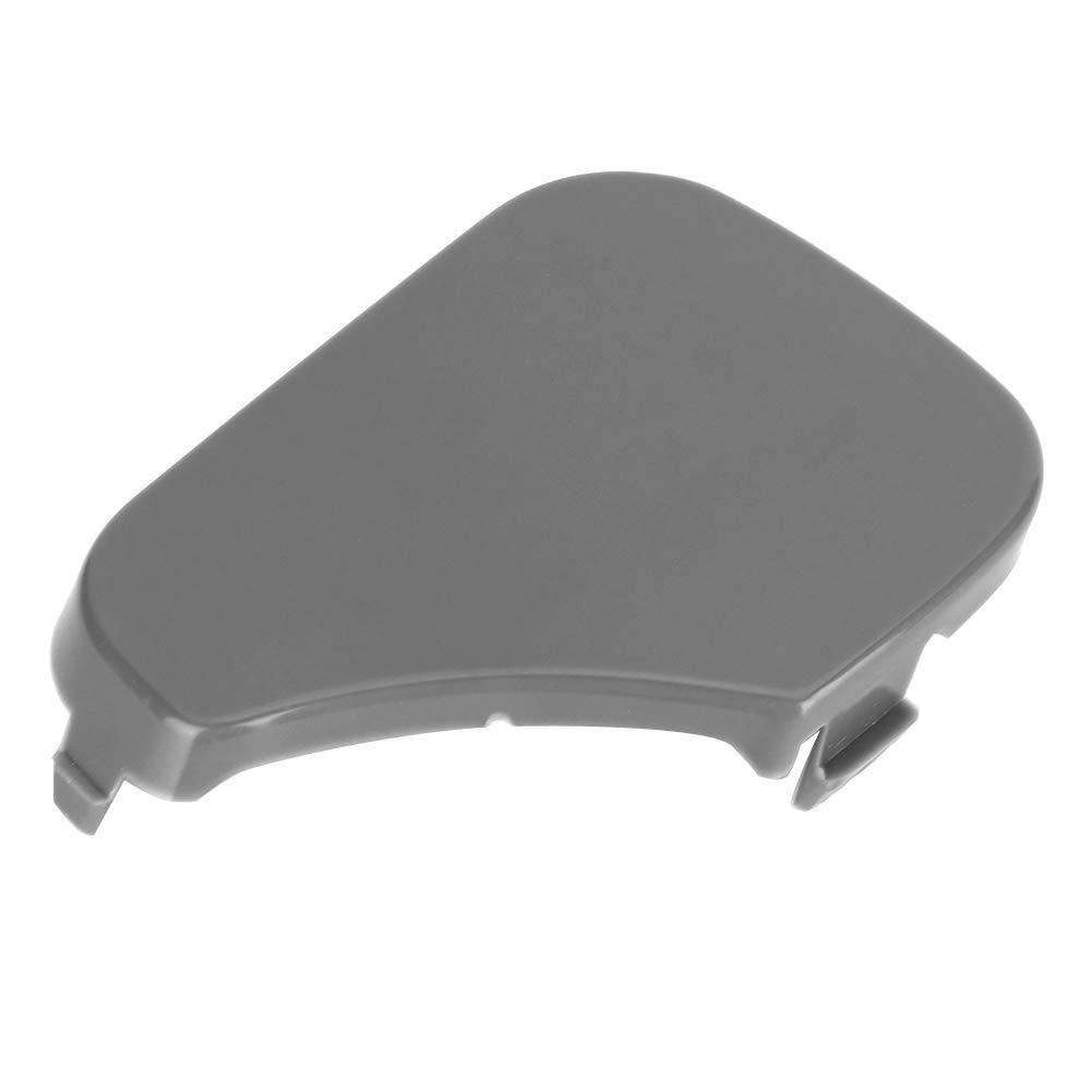 arriba tapa del gancho del parachoques delantero 1376861 6S6117A989AA para MK6 2005 Cubierta del remolque del parachoques