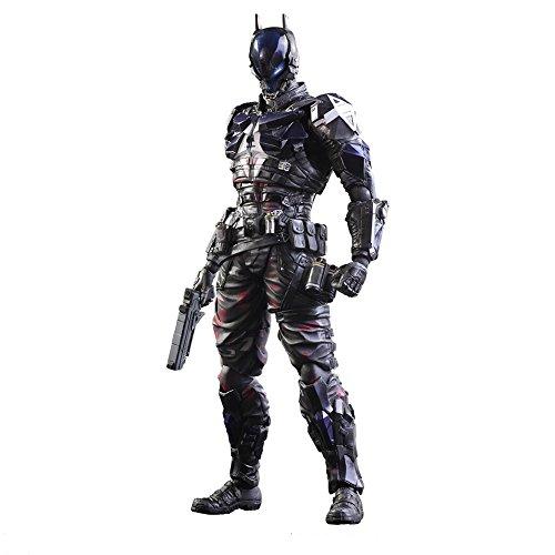 Batman: Arkham Knight Play Arts -Kai- Arkham Knight Adcion Figure (Batman Arkham Knight Action Figures Release Date)