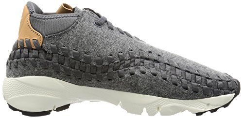 Zapatillas De Deporte Nike Air Footscape Woven Chukka Special Edition Gris 857874 002 Gris