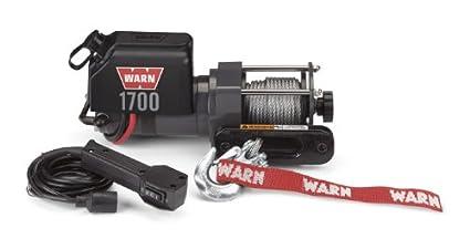 WARN 91700 1700 DC Winch on
