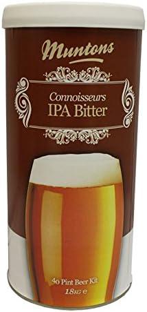 Concentrado cerveza IPA Bitter Muntons