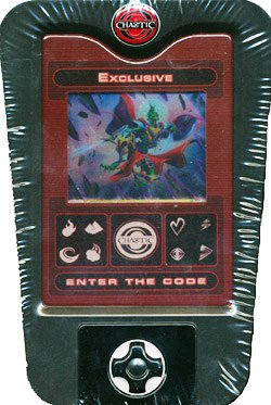 Chaotic Trading Card Game Exklusive rasbma darini Collectible Dose [Spielzeug]