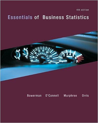 Amazon essentials of business statistics 9780073401829 bruce essentials of business statistics 4th edition fandeluxe Gallery