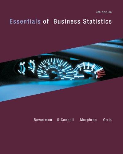 Essentials of Business Statistics + Connect Plus