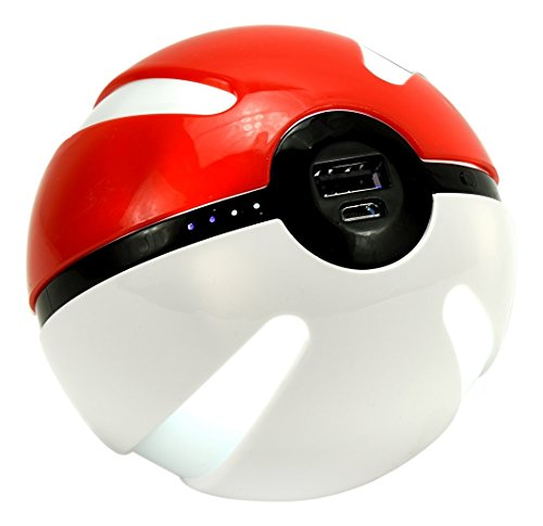 Pokemon GO Ball 10000 mAh Powerbank - 9