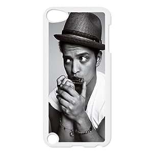 LSQDIY(R) Bruno Mars iPod Touch 5 Hard Back Case, Personalized iPod Touch 5 Case Bruno Mars