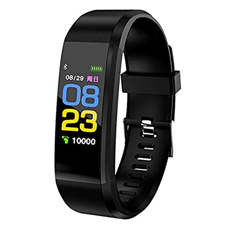 Amazon.com: offersdeport BANGWEI - Reloj inteligente para ...