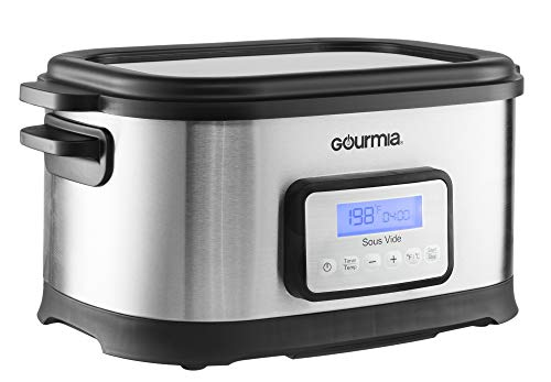 Gourmia GSV550 Self Contained Sous Vide Water Oven Cooker -