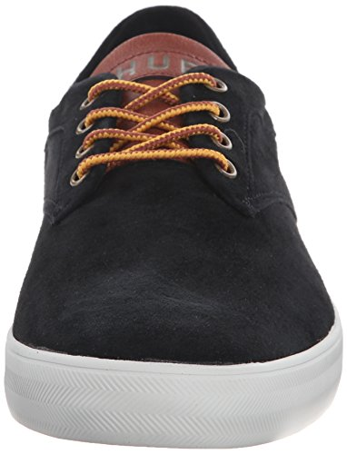 HUF - zapatilla baja hombre, color Negro, talla 44