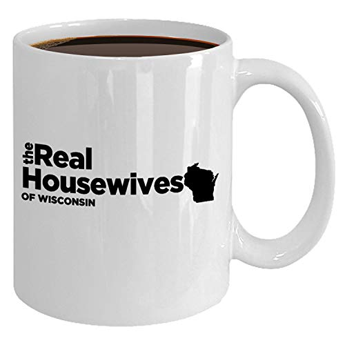 The Real Housewives of Personalized Mugs | You Customized With Your City State Street School or Kids Teams | Think One of a Kind Gift Idea 15oz or 11oz Cup (New Girl On Real Housewives Of New York)