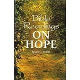 Bible Readings on Hope, Roger C. Palms, 0913367699