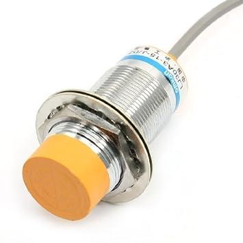 Baomain lj30a 3-15-J/DZ detección de 15 mm N C/inductivos sensor de proximidad de detección: Amazon.es: Bricolaje y herramientas