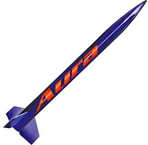 LOC Precision Flying Model Rocket Kit Aura PK-1 by LOC Precision (Image #1)