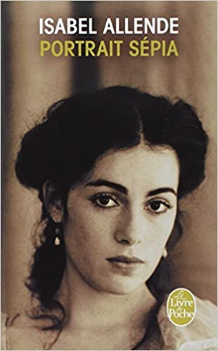 Portrait Sepia- Isabel Allende