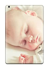 Ipad Mini/mini 2 PDtOBwe8315neELt Cute Sleeping Baby Tpu Silicone Gel Case Cover. Fits Ipad Mini/mini 2