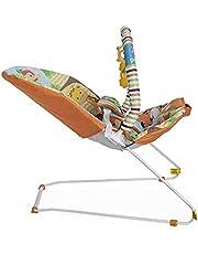Cadeira de Descanso Vibratória e Musical Protek - Floresta