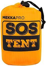 MEKKAPRO Emergency Survival Tent Shelter – 2 Person Tent – Survival Emergency Shelter, Tube Tent, Tarp