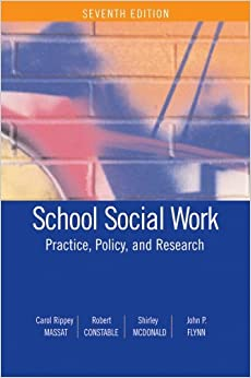 Book School Social Work Practice, Policy, & Research (Paperback, 2008) 7th EDITION