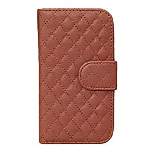 PU Leather Flip Case with Card Slot&Stand for Samsung Galaxy S3 I9300 (Assorted Colors) , Rose