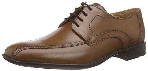 Lloyd Gamon, Zapatos de Cordones Derby para Hombre, Negro Braun (REH 1)
