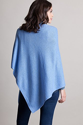 Patricia Fine Cashmere Poncho by Overland Sheepskin Co (Image #4)