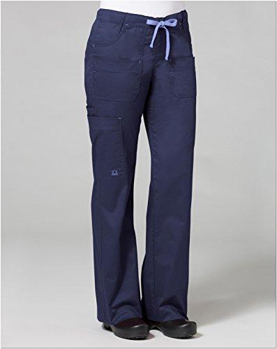 navy blue scrubs for women - 9