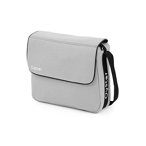 BabyStyle Changing Bag (Pure Silver) by Babystyle