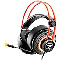 Cougar Immersa Pro Headset - Ultimate 7.1 Virtual Suround and Brilliant Lighting Effect