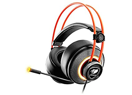 e11b6866dc0 Image Unavailable. Image not available for. Color: Cougar Immersa Pro  Headset - Ultimate 7.1 ...